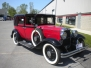 1929 Nash Custom Town Car